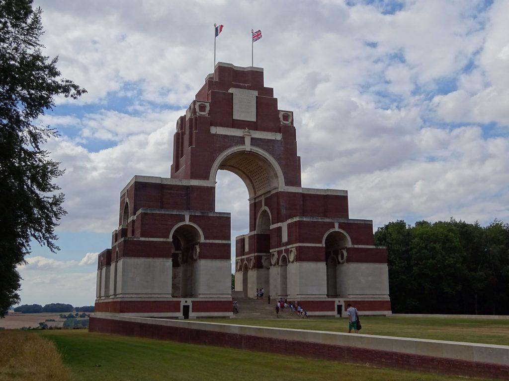 Thiepval Monument