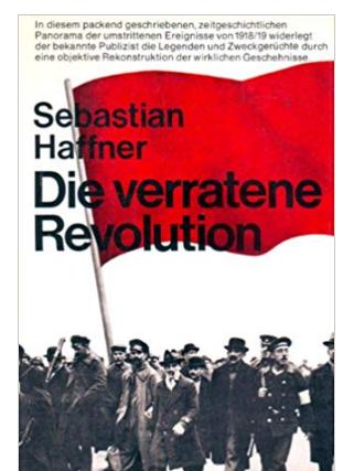 Buch: Die verratene Revolution