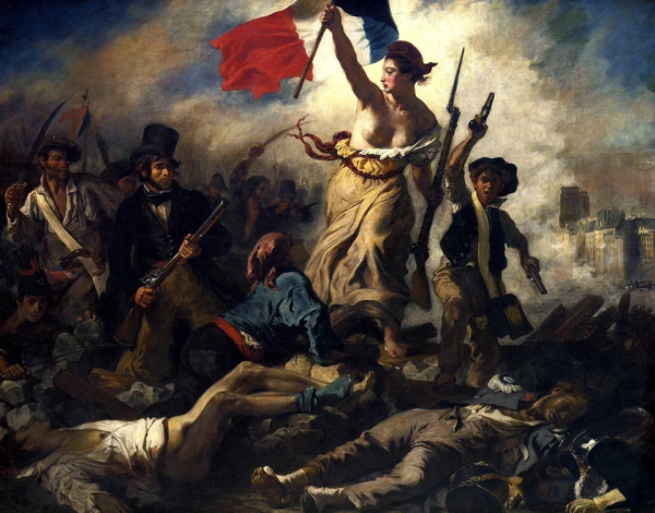 Die Mutter aller Revolutionen - die Französische Revolution von 1789