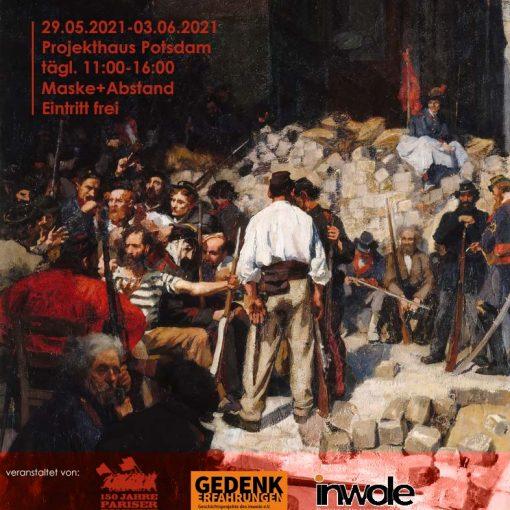 Ausstellung 150 Jahre Pariser Kommune